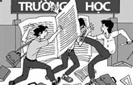 Bạo lực học đường, một vấn nạn phải được giải quyết từ căn cơ