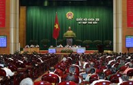 Những chiếc ghế trống ở Quốc hội