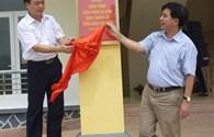LĐLĐ tỉnh Yên Bái: Gắn biển công trình chào mừng 85 năm ngày thành lập CĐVN
