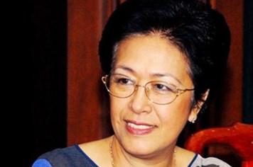 Nhà ngoại giao Tôn Nữ Thị Ninh: Tôi tự hào là người Việt Nam