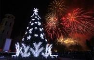 Mãn nhãn với những cây thông Noel ấn tượng nhất mùa giáng sinh 2014
