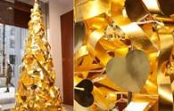 Choáng ngợp với 5 món đồ trang trí Giáng sinh xa xỉ nhất thế giới