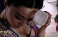 """Tiếp tục lộ loạt ảnh hậu trường khoe ngực nóng bỏng trong """"Võ Tắc Thiên"""""""
