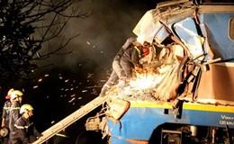 Toàn cảnh vụ tai nạn kinh hoàng làm tuyến đường sắt Bắc – Nam tê liệt nhiều giờ