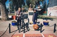 """Hoàn thành phim tài liệu """"Hồ Chí Minh - Bài ca tự do"""": Vẽ chân dung Bác qua các ca khúc quốc tế"""