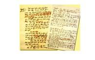 """Chữ """"hạng"""" ở bút tích Di chúc Hồ Chí Minh"""