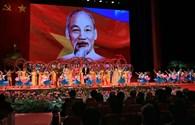 Kỷ niệm 125 năm Ngày sinh Chủ tịch Hồ Chí Minh: Người là niềm tin tất thắng