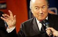 Thẻ đỏ cho sếp Blatter