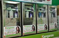 """Máy lọc nước ngừa amip ăn não người: Kangaroo nói gì về quảng cáo """"nổ""""?"""