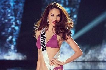 Miss Universe 2015: Việt Nam kỳ vọng lớn, thất vọng nhiều