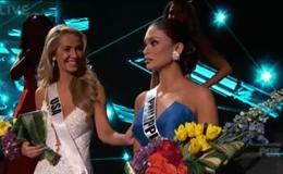"""Chung kết Miss Universe: Tình huống """"dở khóc dở cười"""" và nước mắt hoa hậu"""
