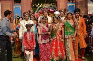 Tập 31 Cô dâu 8 tuổi phần 6: Cả làng tưng bừng tổ chức lễ cưới cho Anandi