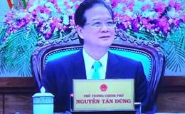 Thủ tướng Nguyễn Tấn Dũng phát biểu chia tay Chính phủ