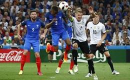 Clip: Bàn thắng gây tranh cãi trong trận Pháp - Đức