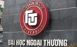 Đại học Ngoại thương công bố điểm xét tuyển nguyện vọng 1