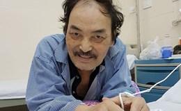 """Xót xa nghệ sĩ Hoàng Thắng của """"Đêm hội Long Trì"""" tiều tụy vì bị ung thư phổi"""