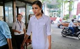 """Nguyễn Thị Thành bị phạt 22,5 triệu đồng vì đi thi hoa hậu """"chui"""""""