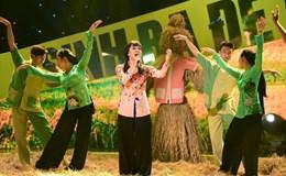 """""""Nữ hoàng Wushu"""" Thuý Hiền tái xuất, khoe giọng hát ngọt lịm trên truyền hình"""