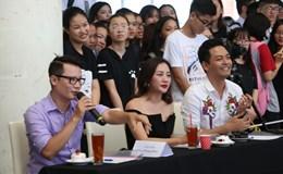 Phan Anh, Hoàng Bách thán phục tài năng diễn kịch của học sinh trường Ams