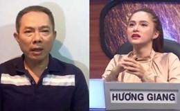 Nghệ sĩ Trung Dân cúi đầu xin lỗi, mong khán giả tha thứ cho Hương Giang