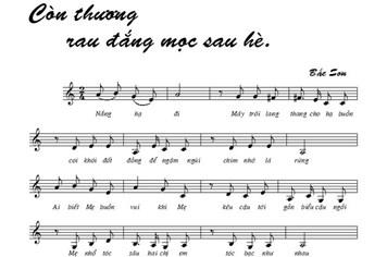 Thêm 10 ca khúc sáng tác trước năm 1975 được cấp phép