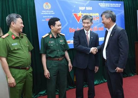 Vinh Quang Việt Nam 2017: Ai cũng có thể tạo nên vinh quang cho mình! - ảnh 1