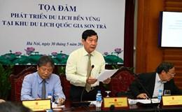 """Chuyên gia tranh luận """"nóng"""" về quy hoạch bán đảo Sơn Trà"""