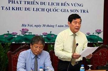 """Thứ trưởng Bộ VHTTDL xin lỗi ông Huỳnh Tấn Vinh vì """"lỡ"""" ký văn bản """"gây hiểu nhầm"""""""