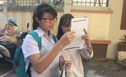 Gợi ý bài giải môn Toán vào lớp 10 ở Hà Nội