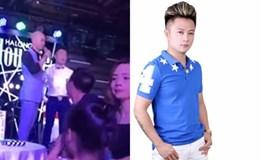 """Phan Đinh Tùng bị """"tố"""" coi thường ca sĩ hát lót dù đến muộn show"""