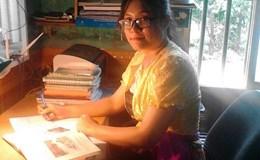 Cô học trò nghèo dân tộc Mường đạt kỳ tích 2 điểm 10 môn lịch sử và địa lý