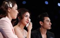 Văn Mai Hương khóc nức nở vì cô bé khiếm thị bị loại khỏi Vietnam Idol Kids