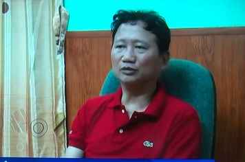 """Trịnh Xuân Thanh thừa nhận: """"Tôi đã ra đầu thú"""""""
