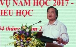 Bộ trưởng Phùng Xuân Nhạ: Chấm dứt ngay việc dạy chữ cho trẻ trước khi vào lớp 1