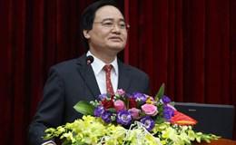 """Bộ trưởng Phùng Xuân Nhạ nói về nghịch lý """"30 điểm vẫn trượt đại học"""""""