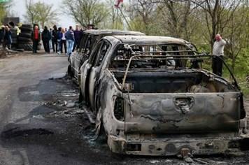 Căng thẳng Ukraina: Tấn công phá vỡ lệnh ngừng bắn, 3 người chết