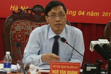 Ông Tranh nói về tài sản của ông Khánh