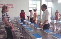 LĐLĐ tỉnh Vĩnh Phúc gắn biển 5 công trình kỷ niệm 85 năm Công đoàn Việt Nam: Tất cả để phục vụ công nhân lao động