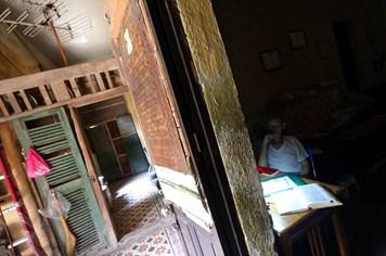 """Bên trong những ngôi biệt thự """"doạ sập"""" tại Hà Nội"""