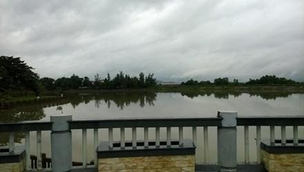 Hồ chứa nước Buôn La Bách (Phú Yên): Nước thấm qua mái hạ lưu nhiều và lan rộng