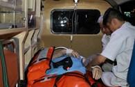 Một thuyền viên người nước ngoài được Việt Nam ứng cứu
