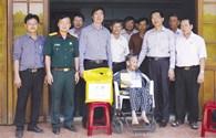 Tập đoàn Dầu khí triển khai các hoạt động từ thiện tại Quảng Nam