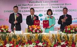LienVietPostBank vay 50 triệu USD từ 8 ngân hàng Đài Loan