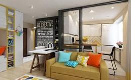 """Bộ Xây dựng cho phép làm """"căn hộ hộp diêm"""", diện tích chỉ 25 m2"""