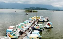 Đại gia Xuân Trường tham vọng biến Hồ Núi Cốc thành siêu dự án du lịch