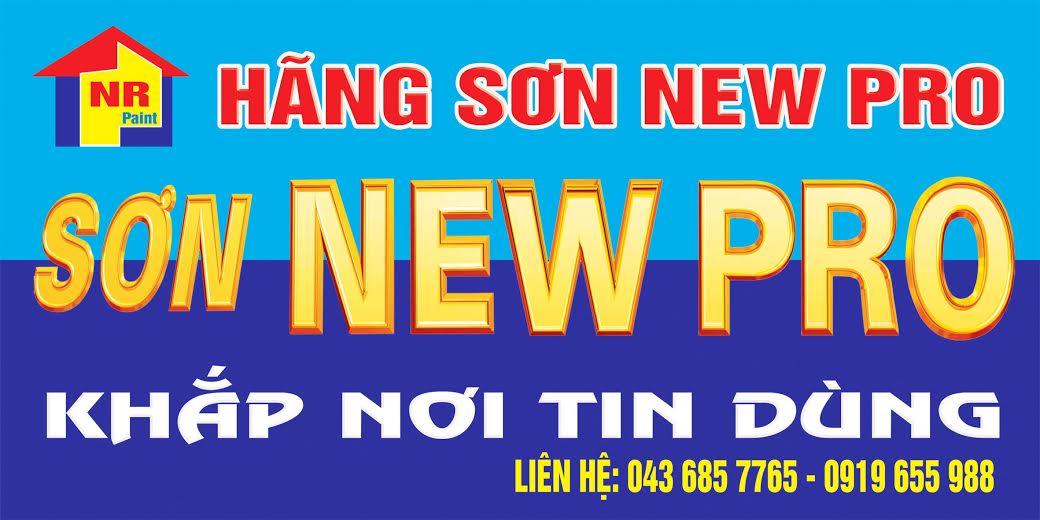 Công ty CP sản xuất và thương mại Newpro