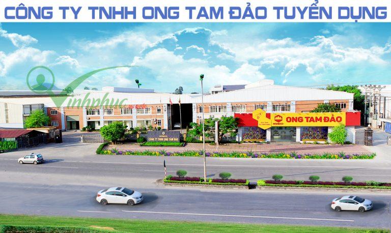 Công ty TNHH Ong Tam Đảo