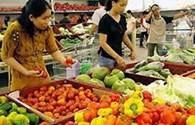 CPI tháng 2 tăng 1,32% so với tháng trước