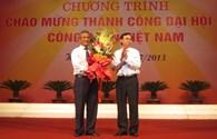 Míttinh chào mừng thành công Đại hội XI Công đoàn Việt Nam