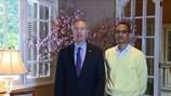 Đại sứ Mỹ Ted Osius chúc gì người Việt Nam vào Tết nguyên đán?
